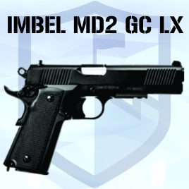 IMBEL MD2 GC LX
