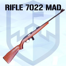 Rifle CBC 7022 – Oxi – Madeira